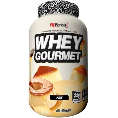 Whey Isolado Gourmet - 907g - FN Forbis