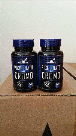 Combo 2 x Picolinatos de Cromo 60 caps cada - Nutrivale