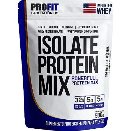 Isolate Protein Mix Refil 900g - Profit Laboratórios