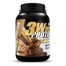 Whey 3W Protein 900g - Shark Nutrition