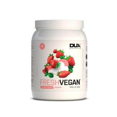 Proteína Fresh Vegan 520g - Dux Nutrition