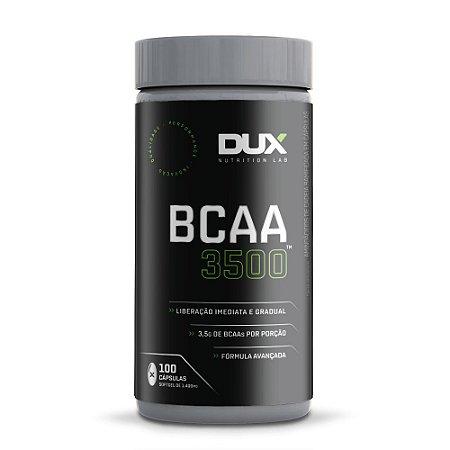 BCAA 3500 100 cápsulas - Dux Nutrition