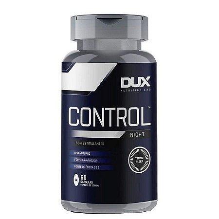 Control Night + Qualidade de sono - 60 caps - Dux Nutrition