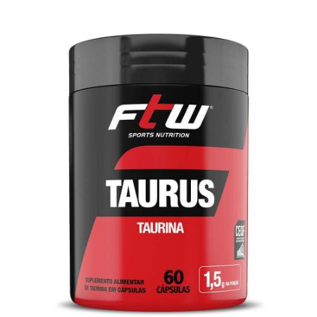 Taurina taurus 60 caps - FTW