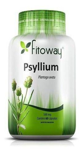 Psyllium 60 caps - Fitoway