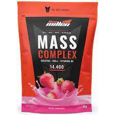 Hipercalorico Massa Complex 14400 3kg - New Millen
