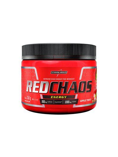 Pré Treino Red Chaos 150g Integralmedica (energy)