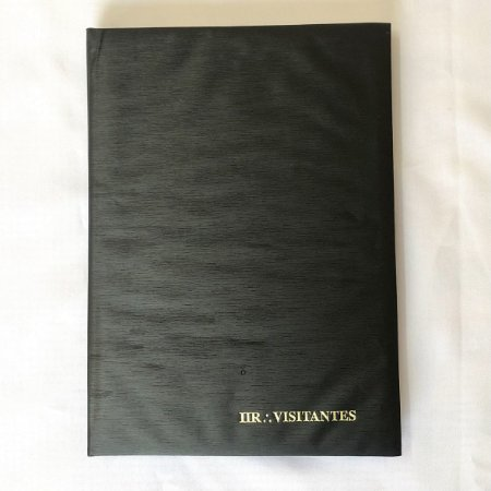 Livro de Visitantes