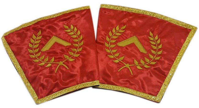 Punhos Venerável Mestre - COMAB/GOP