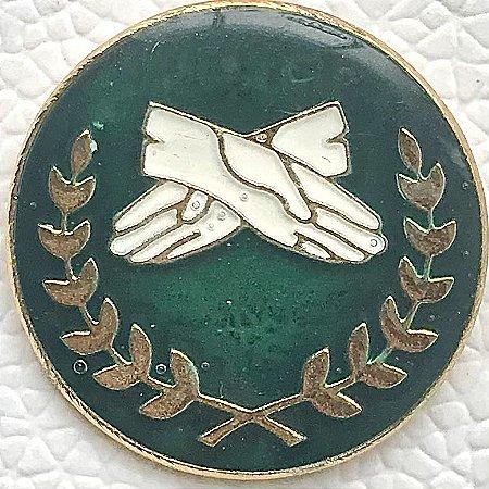 Pin Emblema da Fraternidade