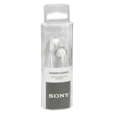 Fone de Ouvido Sony MDR-E9LP Branco