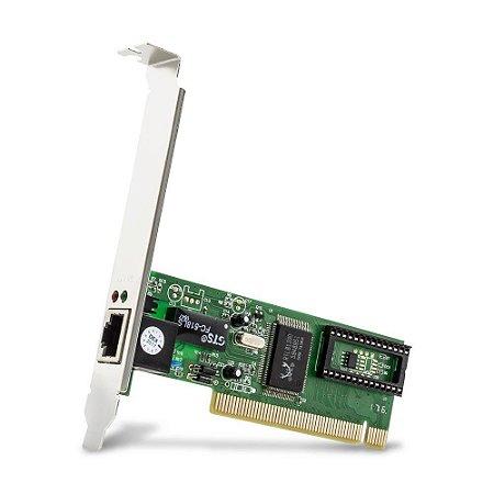Placa de Rede PCI 10/100mbps DP-01