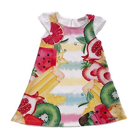 Vestido Frutas MS