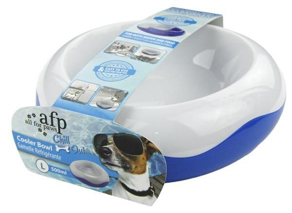 Bebedouro Gelado Cooler Bowl Chill Out Afp 500 ml