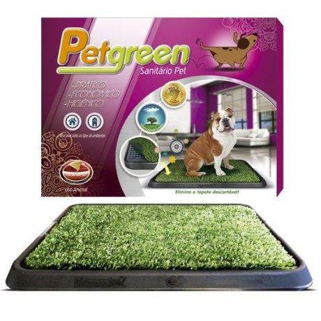Sanitário Higiênico Ecológico Pet Green Furacão Pet