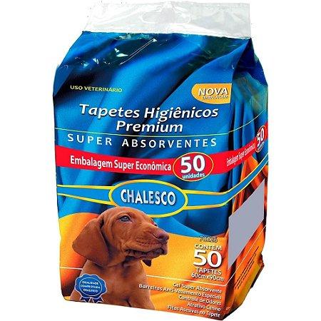Tapete Higiênico Premium Chalesco 60 cm x 90 cm