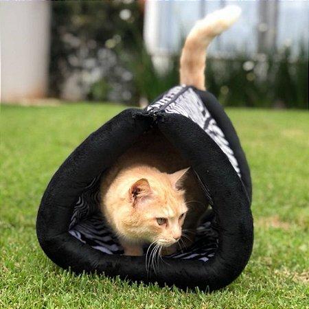 Cama Triangular Toca para Gatos