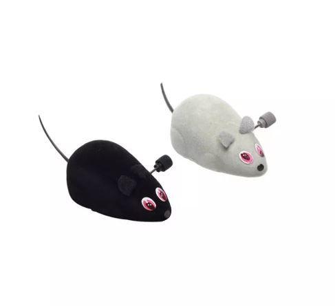 Ratinho de Corda para Gatos Chalesco