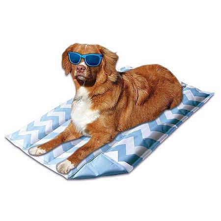 Tapete Gelado para Pets New Cool Strip Jambo Pet