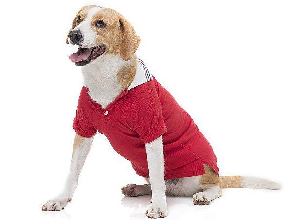 Camisa Polo para Pet