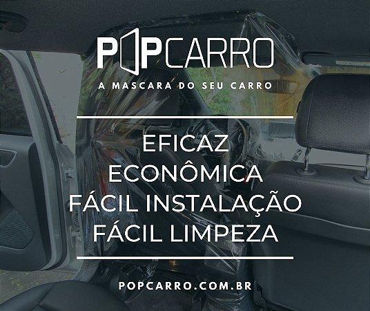 INSTALAÇÃO DO POPCARRO - PELICULA DE DISTANCIAMENTO SOCIAL VEICULAR