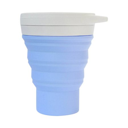 Copo Reutilizável menos 1 lixo - LILÁS