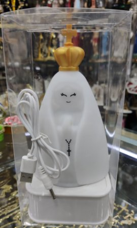 Luminária de Nossa Senhora Aparecida