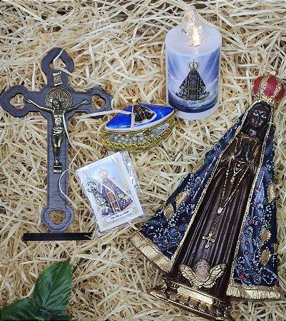 Box devoção Nossa Senhora Aparecida