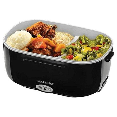 Aquecedor de Alimento Gourmet Bivolt com 60W 1 Litro Preto Multilaser - CE071