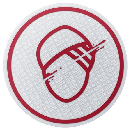 Tapete Sultan Strike Clear - Satin Red