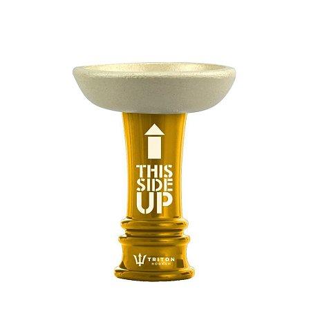 Kit Rosh Triton CYB Bowl Up - Dourado