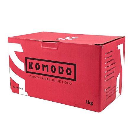 Carvão Komodo 1Kg