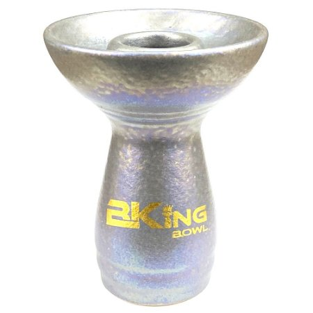 Rosh BKing Bowl - Cinza Metálico