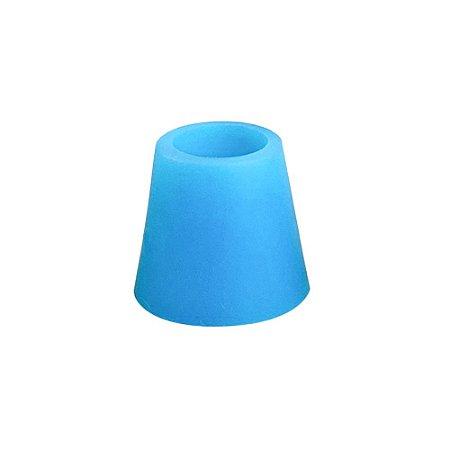 Borracha de Mangueira - Azul Claro