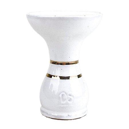 Rosh DS Hookah Gold - Branco