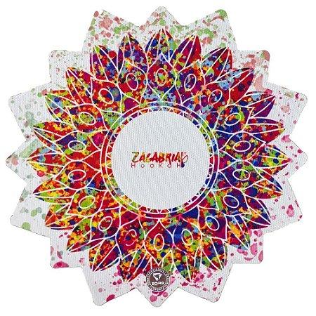 Tapete Zagabria Hookah Mandalla - Colorido