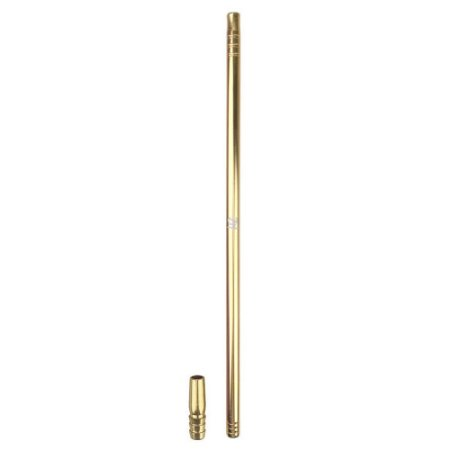 Piteira ZH Turbo 40cm - Dourado