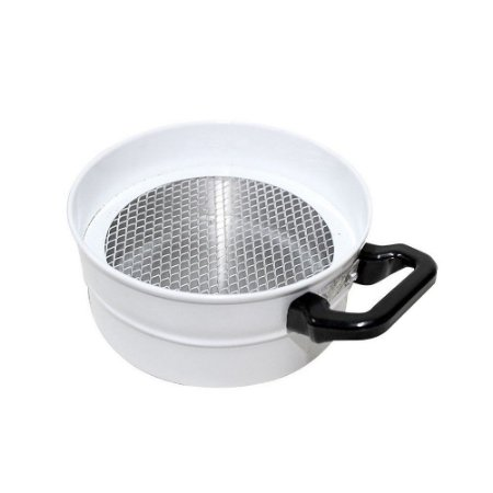 Batedor de Carvão ArtCoco - Branco