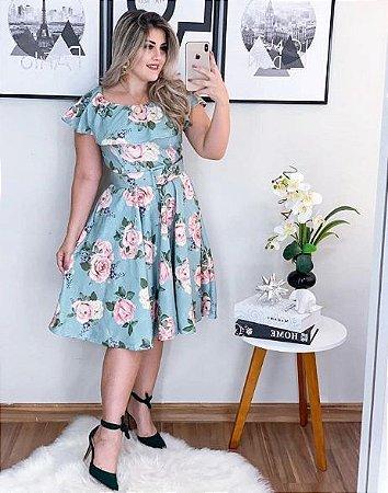 9e83569ef Vestido Midi Ciganinha - Nova Coleção 2019 - Girliee.Store | Moda ...