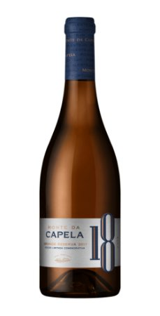 Monte da Capela 18 Anos Edição Especial Grande Reserva Branco 750ML