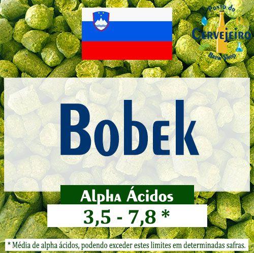 Lupulo Bobek Eslovenia - 50g