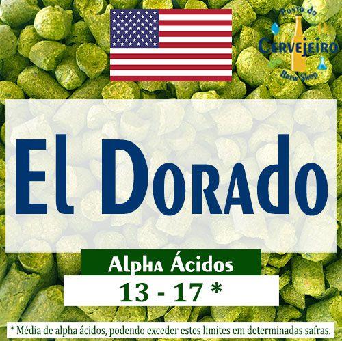 Lupulo El Dorado Americano - 50g
