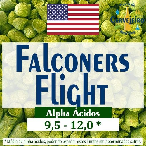 Lupulo Falconers Flight Americano - 50g