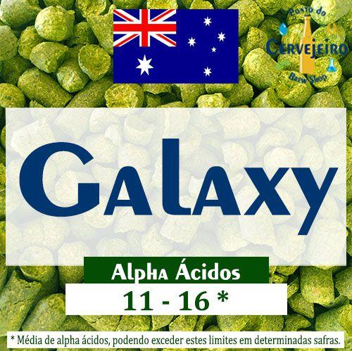 Lupulo Galaxy Australiano - 50g
