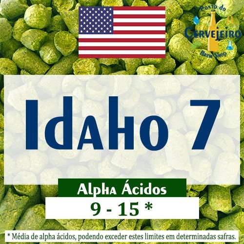Lupulo Idaho 7 Americano - 50g