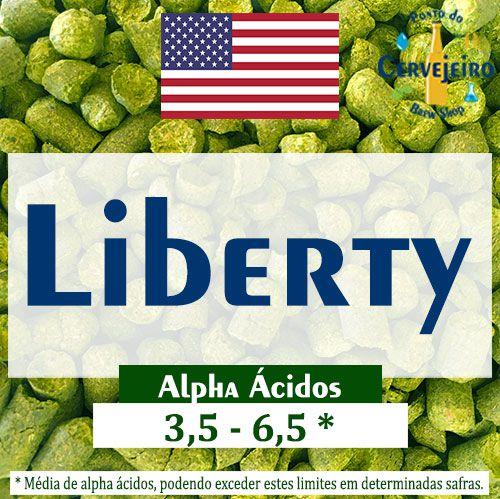 Lupulo Liberty Americano - 50g