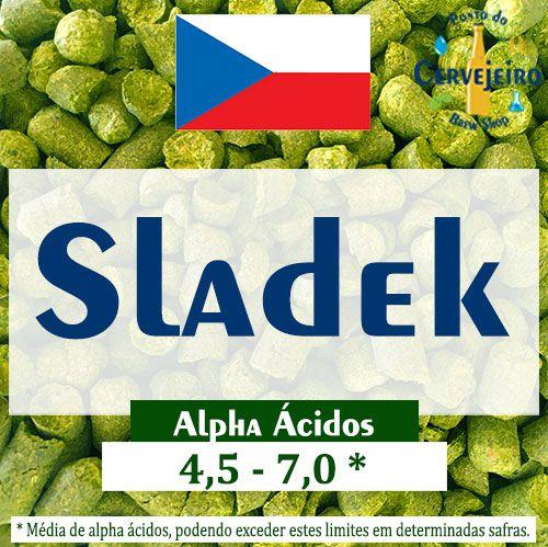 Lupulo Sladek Republica Tcheca - 50g