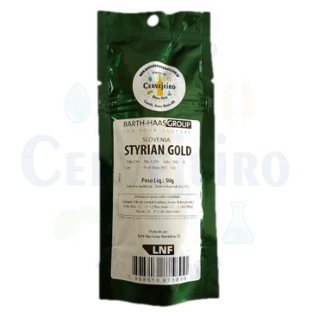 Lupulo Styrian Gold Eslovenia - 50g