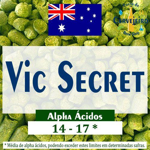 Lupulo Vic Secret Australiano - 50g