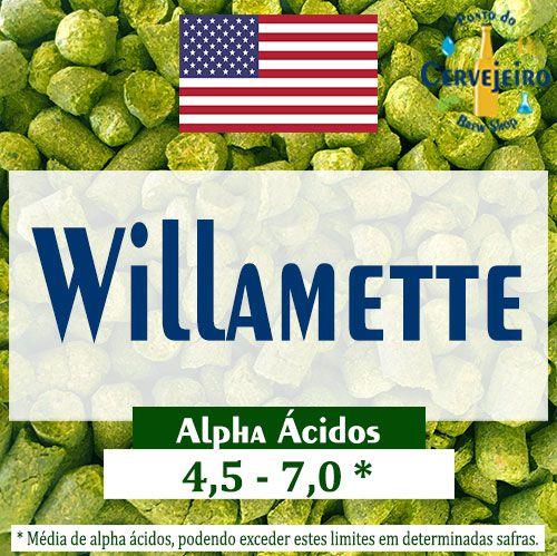 Lupulo Willamette Americano - 50g